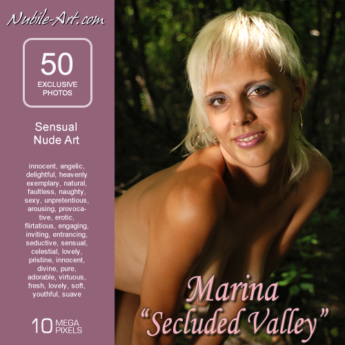Marina - `Secluded Valley` - for NUBILE-ART