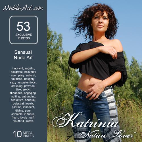 Katrinia - `Nature Lover` - for NUBILE-ART
