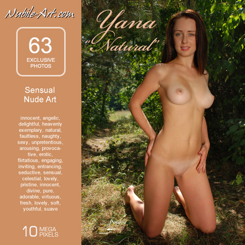 Yana - `Natural` - for NUBILE-ART