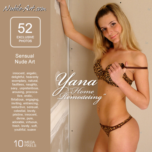 Yana - `Home Remodeling` - for NUBILE-ART