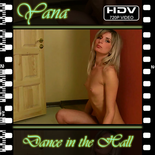 Yana - `Dance in the Hall` - for NUBILE-ART