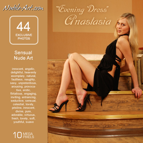 Anastasia - `Evening Dress` - for NUBILE-ART
