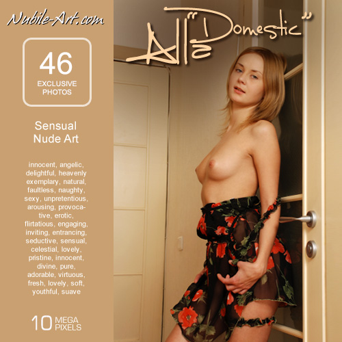 Alla - `Domestic` - for NUBILE-ART