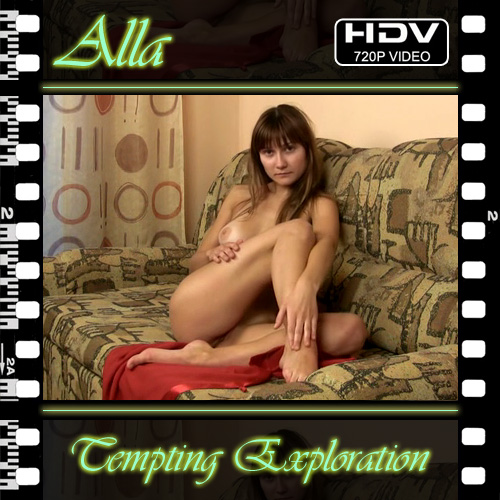 Alla - `Tempting Exploration` - for NUBILE-ART