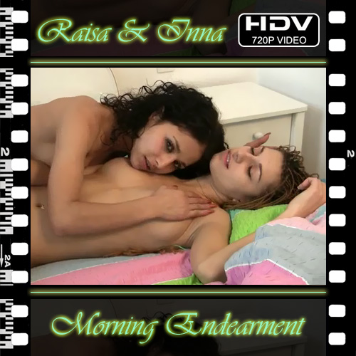 Raisa & Inna - `Morning Endearment` - for NUBILE-ART