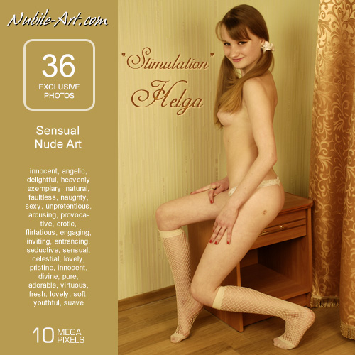 Helga - `Stimulation` - for NUBILE-ART
