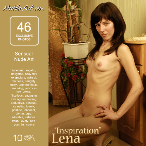 Lena - `Inspiration` - for NUBILE-ART