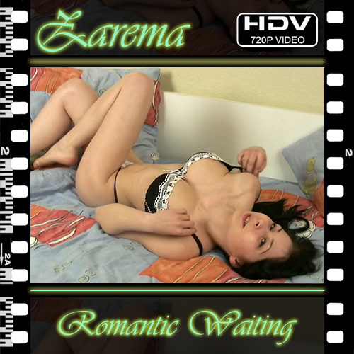 Zarema - `Romantic Waiting` - for NUBILE-ART