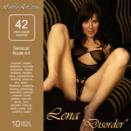 Lena - `Disorder` - for NUBILE-ART