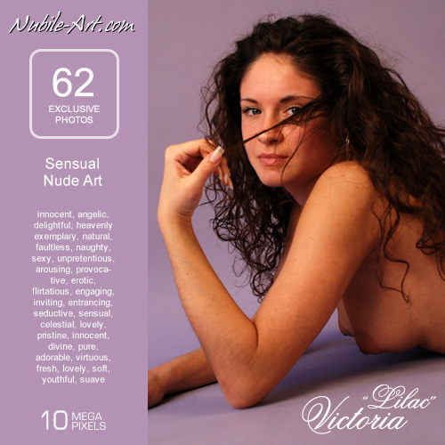 Victoria - `Lilac` - for NUBILE-ART