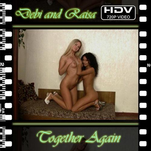 Debi & Raisa - `Together Again` - for NUBILE-ART