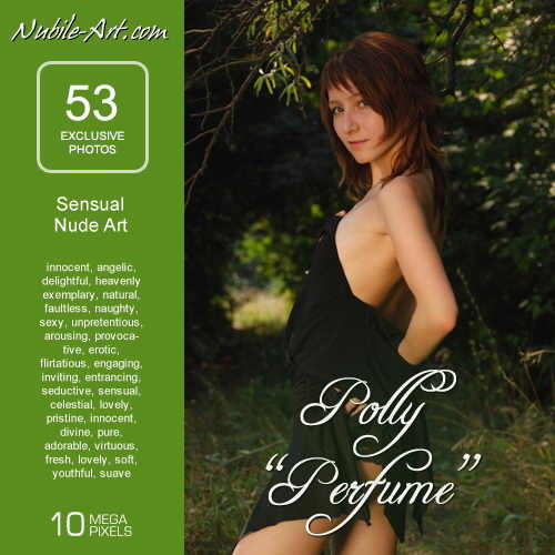 Polly in Perfume gallery from NUBILE-ART