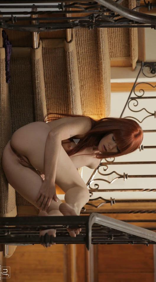 Elle Alexandra - `Revealed` - for NUBILEFILMS