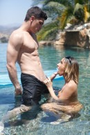 Jada Stevens in Poolside Pounding gallery from NUBILEFILMS