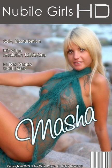 Masha - for NUBILEGIRLSHD ARCHIVE
