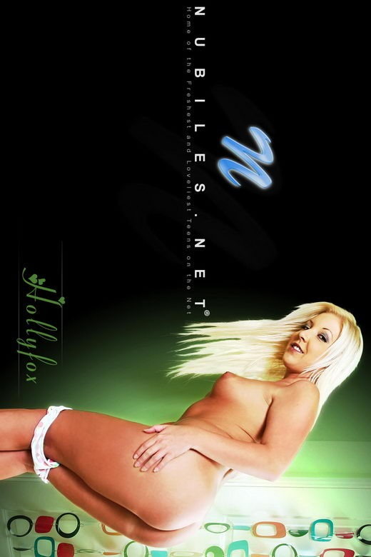Hollyfox - for NUBILES ARCHIVE