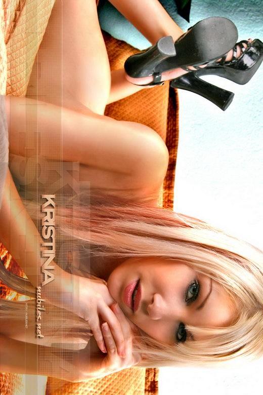 Kristina - for NUBILES ARCHIVE