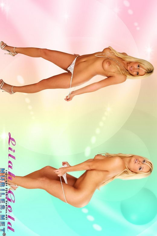 Lilah Gold - for NUBILES ARCHIVE
