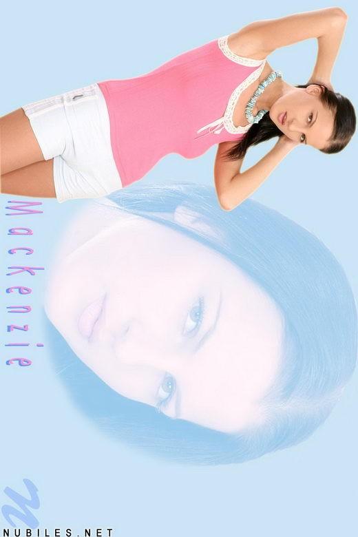 Mackenzie - for NUBILES ARCHIVE