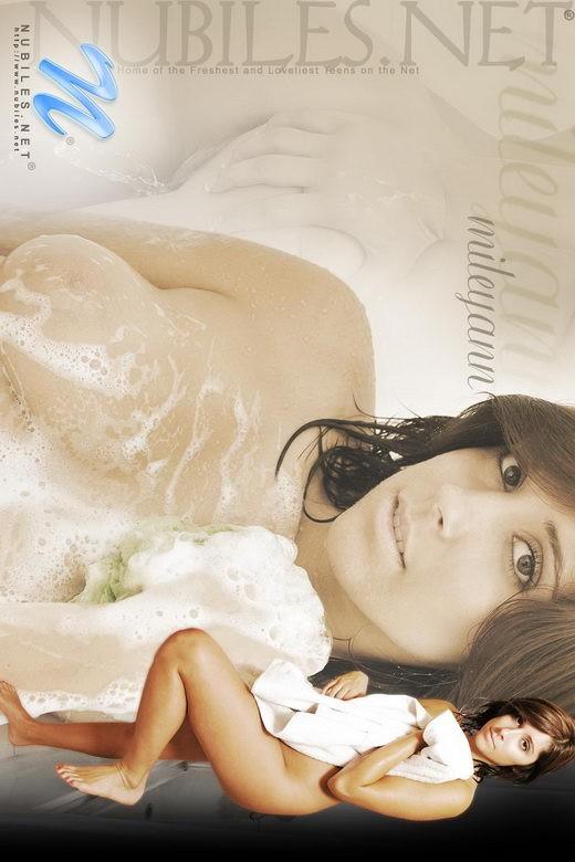 Mileyann - for NUBILES ARCHIVE