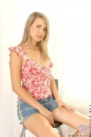 Bridget in Flowered shirt gallery from NUBILES
