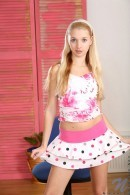 Miranda in Doted skirt gallery from NUBILES