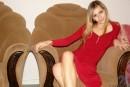 Katrina - Red dress