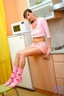Szilvia - Pink_socks
