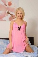 Cherry Pink in Vibrator play gallery from NUBILES