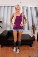 Emma Mae in Purple beater gallery from NUBILES