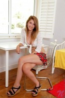 Karina White - Sexy schoolgirl