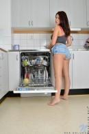 Ava Dalush - Short shorts