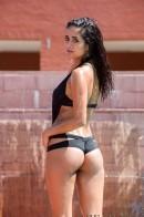 Abby Lee Brazil - Poolside pleasure