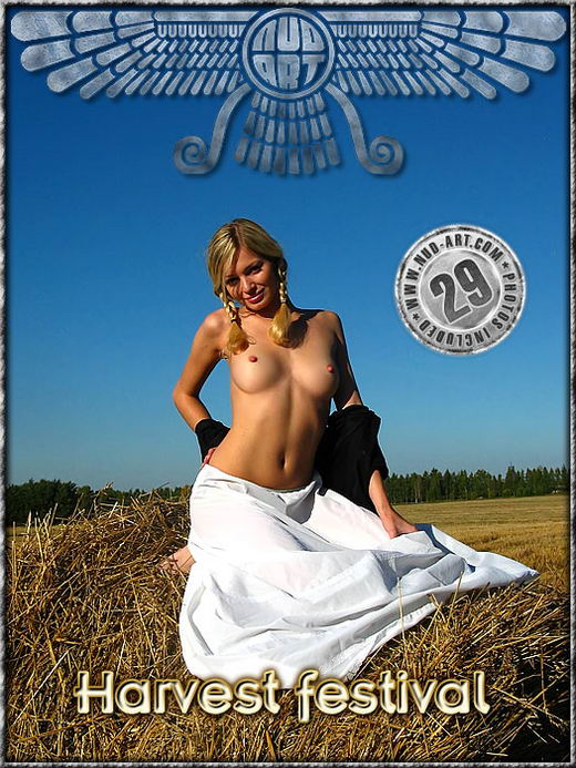 Nataly - `Harvest Festival` - by RUS Studio for NUD-ART