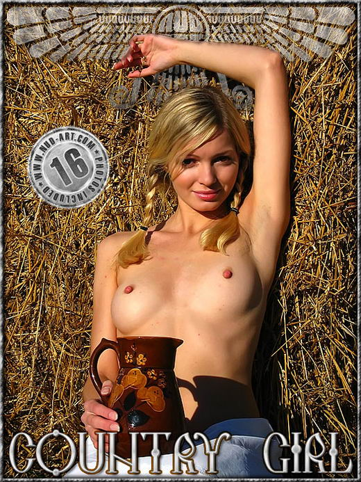 Nataly - `Country Girl` - by RUS Studio for NUD-ART