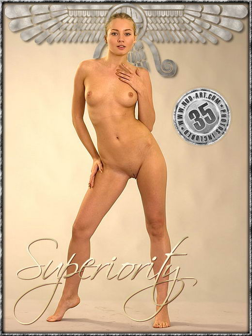 Barbara - `Superiority` - by Alexander Lobanov for NUD-ART