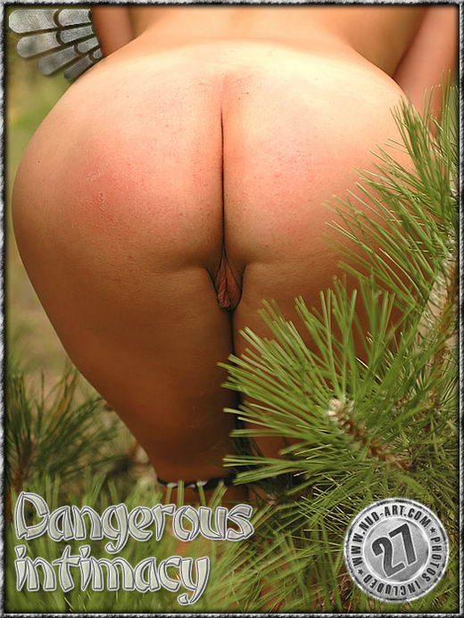 Jasmin - `Dangerous Intimacy` - by Sergio for NUD-ART