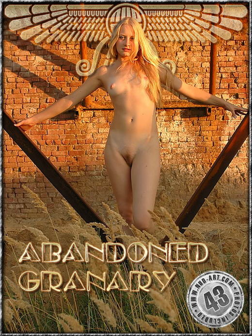 Adel - `Abandoned Granary` - by Sergio for NUD-ART