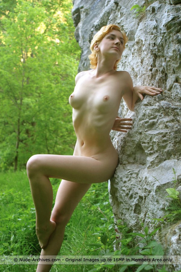 Paloma - `Gader Valley` - for NUDE-ARCHIVES