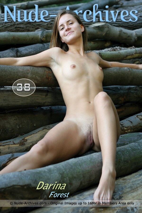 Darina - `Morava Country` - by PavelSindler for NUDE-ARCHIVES