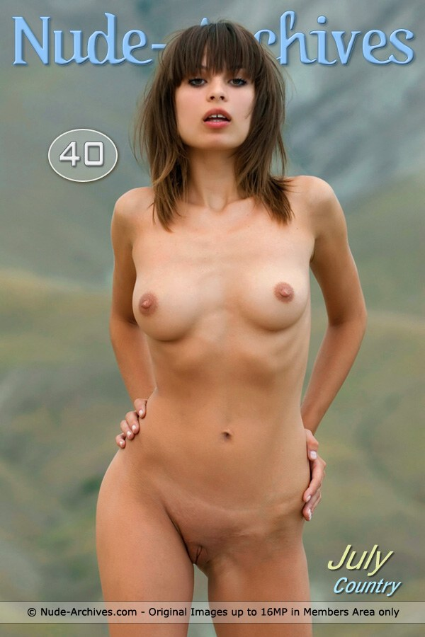 July - `Country` - for NUDE-ARCHIVES