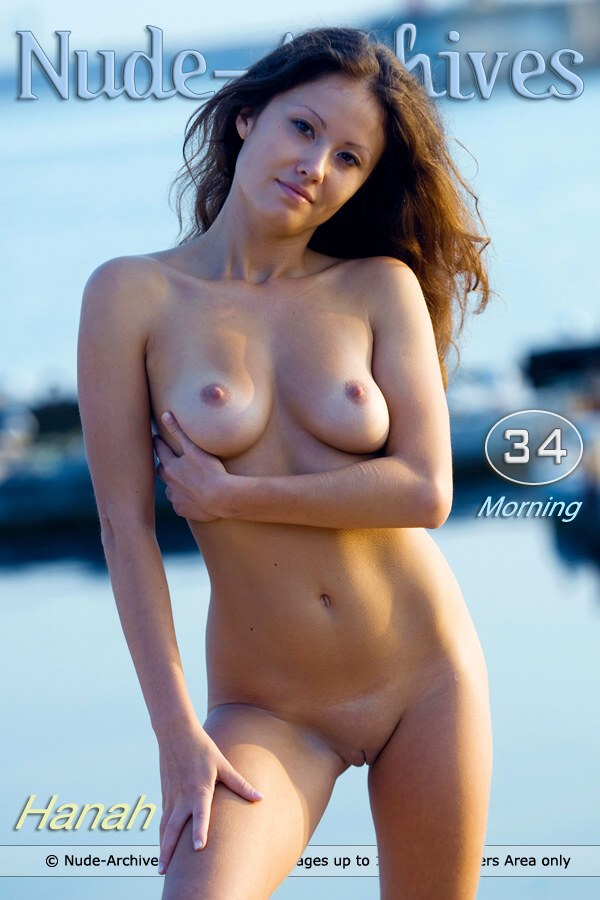 Hanah - `Morning` - for NUDE-ARCHIVES
