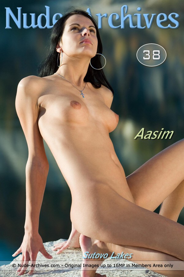 Aasim - `Sutovo Lakes` - for NUDE-ARCHIVES
