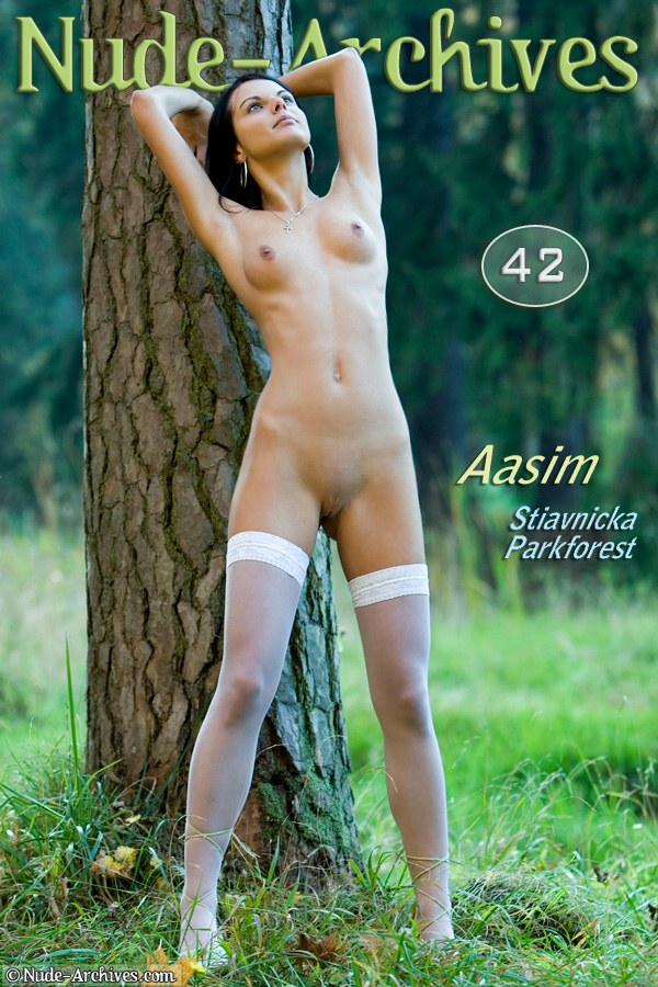 Aasim - `Stiavnicka Park Forest` - for NUDE-ARCHIVES