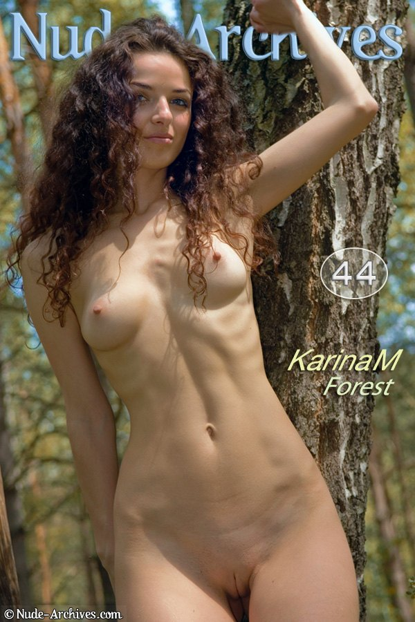 Karina M - `Foerest` - for NUDE-ARCHIVES