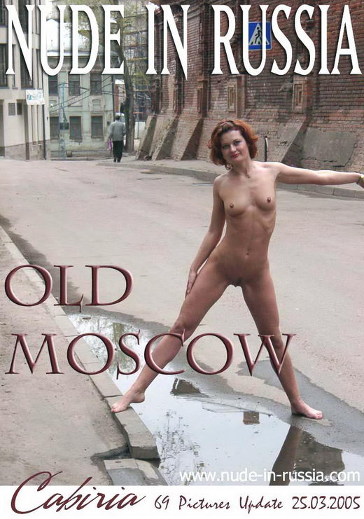 Cabiria - `Old Moscow` - for NUDE-IN-RUSSIA