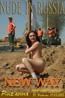 Ruzanna  from NUDE-IN-RUSSIA
