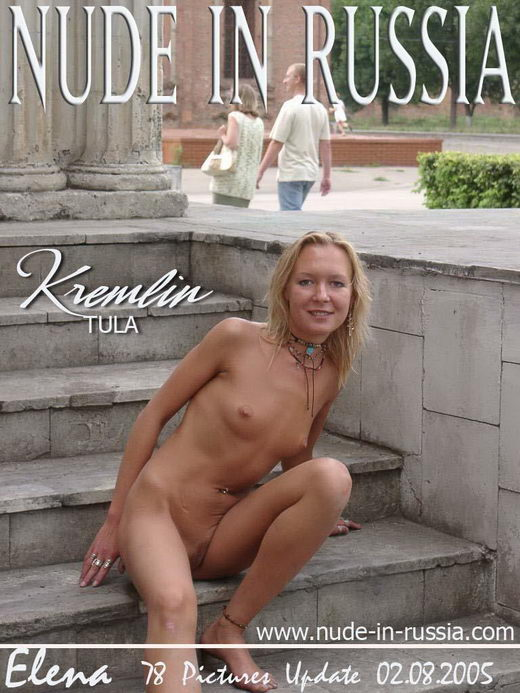 Elena - `Kremlin` - for NUDE-IN-RUSSIA