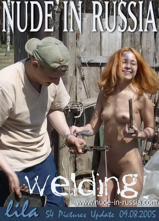 Lila - `Welding` - for NUDE-IN-RUSSIA