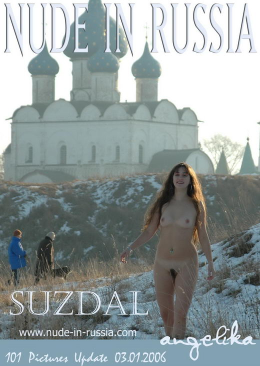Angelika - `Suzdal` - for NUDE-IN-RUSSIA